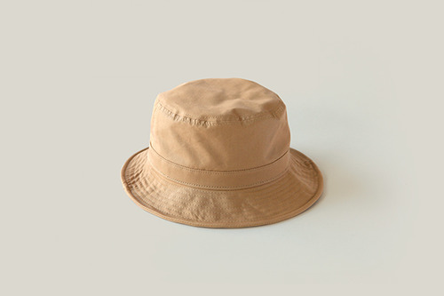 BUCKET HAT - BEIGE