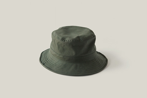 BUCKET HAT - OLIVE GREEN