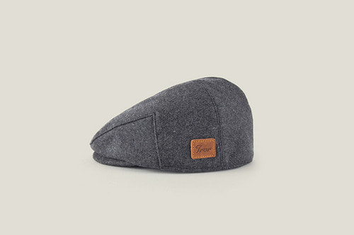 Hunting Cap Grey